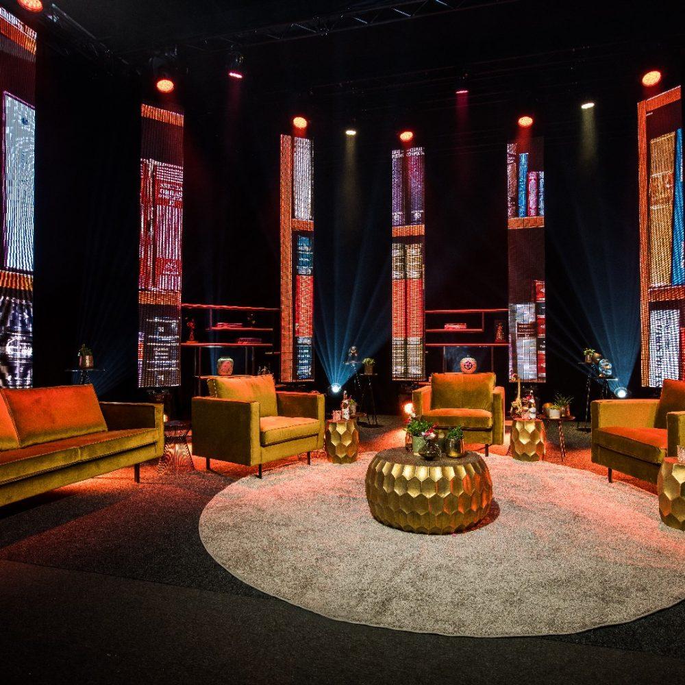 Fotografie: Jennifer Voets Studio: Unlimited Vision & Sound Stage & LightDesign: Livelights